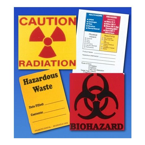 OSHA Value Label Pack Kit