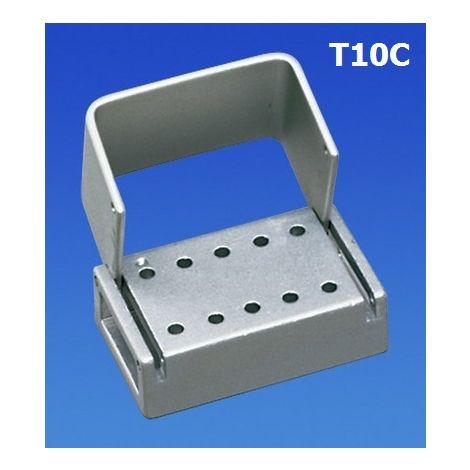 Anodized Aluminum Bur Blocks (Palmero)