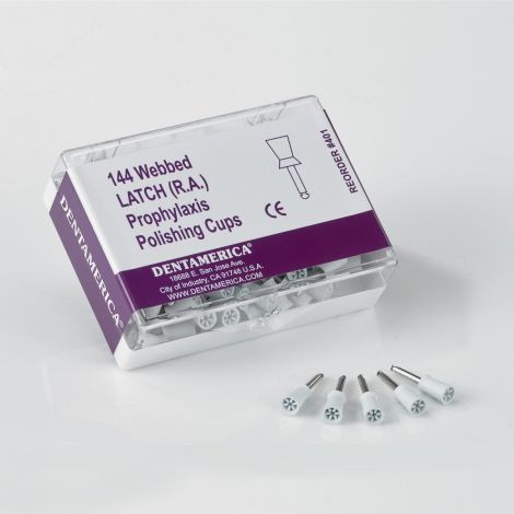 Disposable Prophy Cups (Dentamerica)