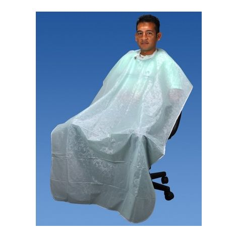 "Plastic Ankle Length Clear 36"" x 44"""