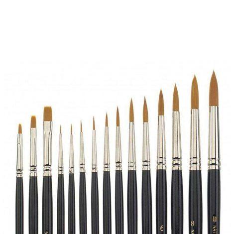 Synthetic Ceramist Brushes (Keystone)
