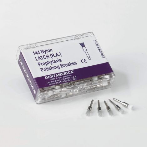 Disposable Prophy Brushes (Dentamerica)