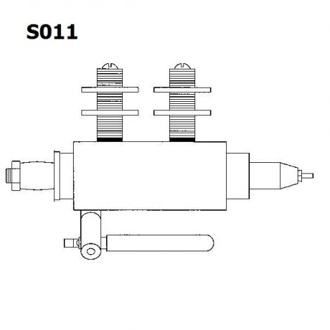 High Speed Spindles for Wells Gold Chrome Finishing Machines (Wells)