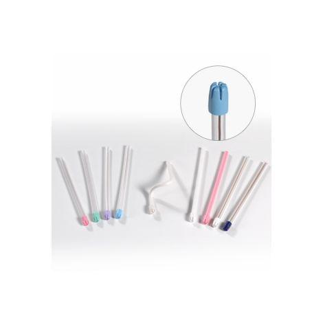 Premium Saliva Ejectors (Crosstex)