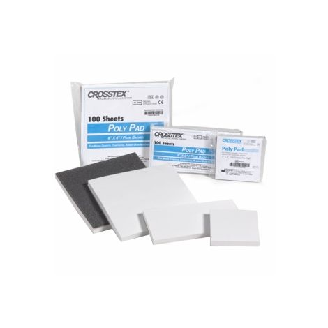 Poly Coated Mixing Pads with Non-Slip Pad (Crosstex)