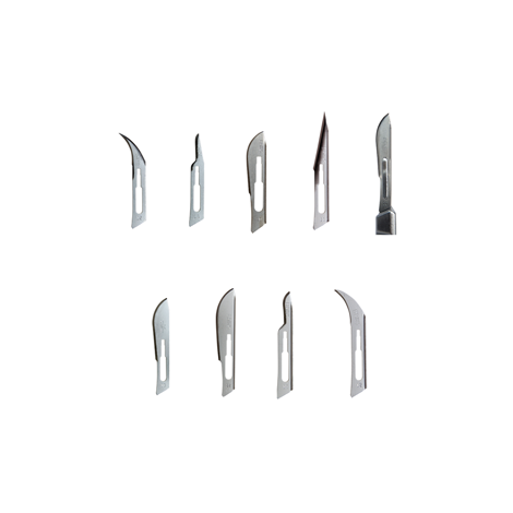 BD Bard-Parker Sterile Surgical Stainless Steel Blades (Crosstex)