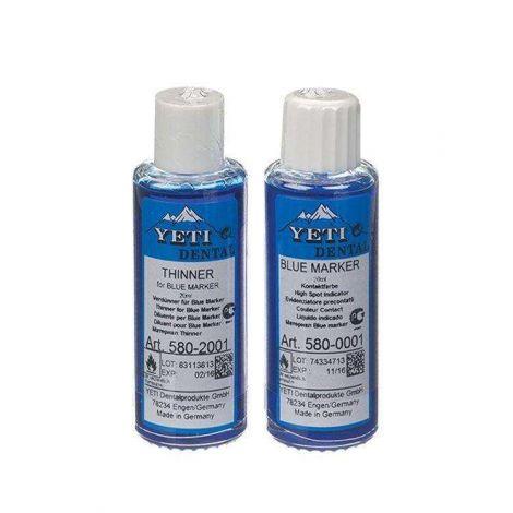 Yeti Blue Marker (Keystone)