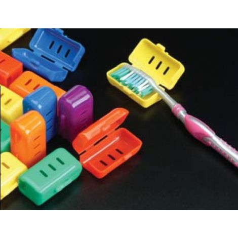 ToothBrush Covers Assorted Colors Pk/144