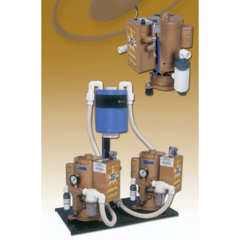 GoldenVac Stainless Steel Vacuum Pumps (TechWest)