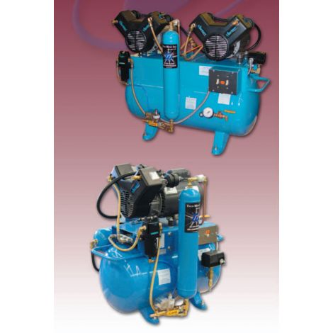 Ultra Clean Oilless Compressor (TechWest)