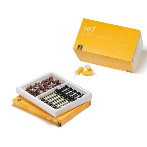 seT PP Intra-Oral Tips (to be used in conjunction with seT PP Mixing Tips Wide), Pk/10