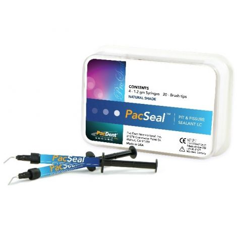 PacSeal Pit & Fissure Sealant (Pac-Dent)