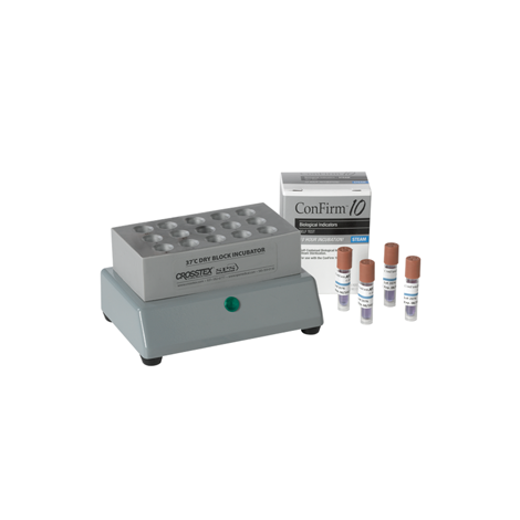 ConFirm® 10 In-Office Biological Monitoring System (Crosstex)
