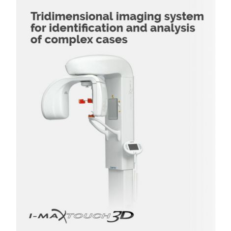 Owandy Upgrade to I-Max Touch 3D Digital Panoramic X-Ray - from an I-Max Touch 2D + SimPlant