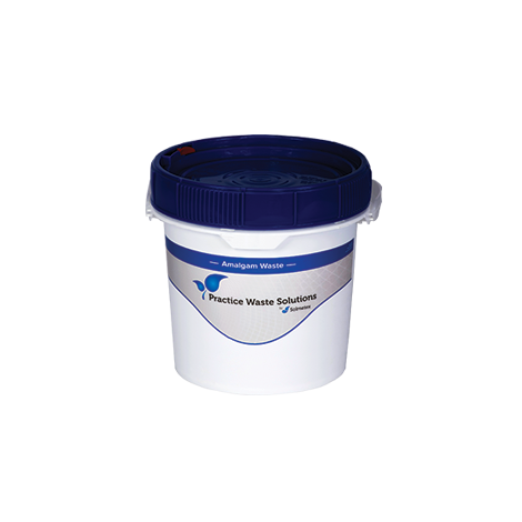 Amalgam Bucket 2.5 gallon