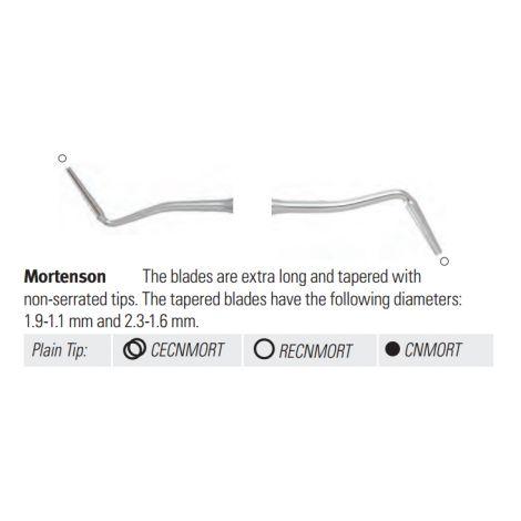 Mortenson Condensers/Pluggers (Nordent)