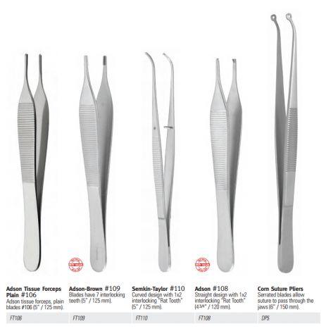 Tissue Forceps (Nordent)