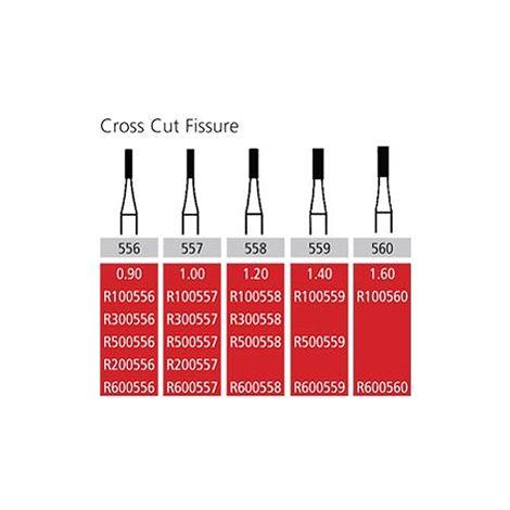 Alpen Cross Cut Fissure (Coltene/Whaledent)
