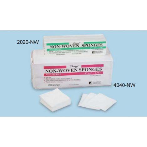 Non-Woven Sponges, Non-Sterile (Plasdent)