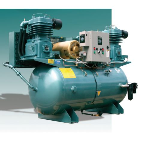 Ultra Clean Large Facility Air Compressor (TechWest)