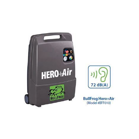 "BullFrog ""Hero+Air"" (BullFrog Compressors)"