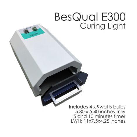 BesQual E-300 Curing Light (Meta Dental)