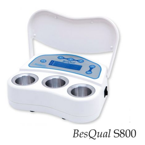 Digital Multi Wax Pot (3 compartment) BesQual S800 (Meta Dental)