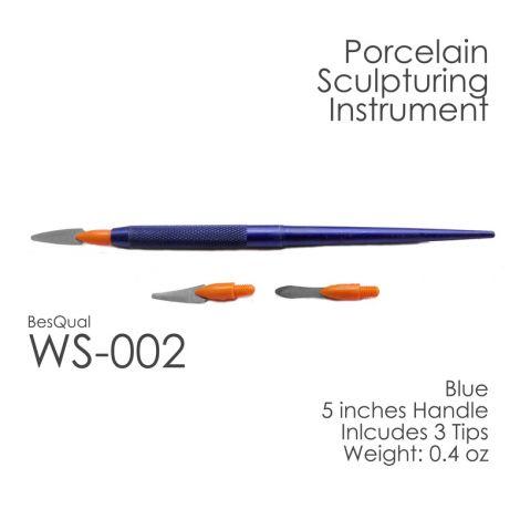 Porcelain Sculpturing Instruments (Meta Dental)