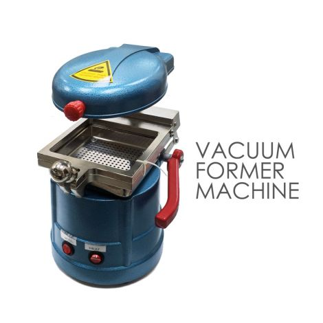 Vacuum Former Machine (Meta Dental)