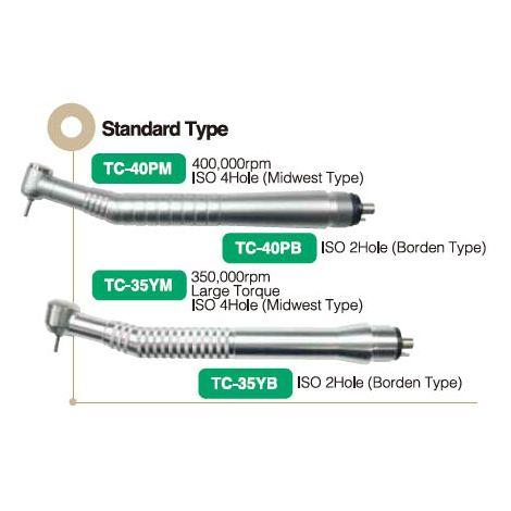 Airturbine Handpiece Standard Type (Nakamura Dental)