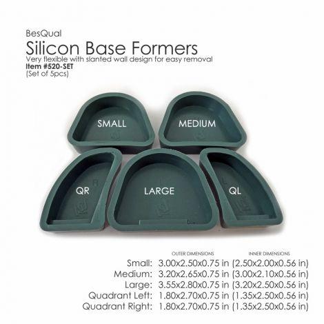 Green Silicon Base Formers (Meta Dental)