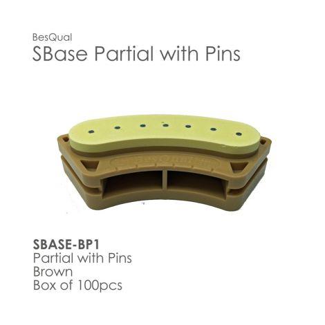 S-Base System Partial / Quadrant Set (Meta Dental)
