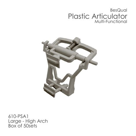 BesQual Plastic Articulators (Meta Dental)