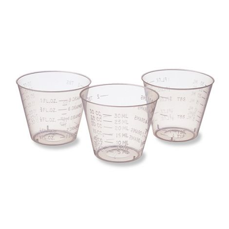 Metered Dispensing Cup (Young)
