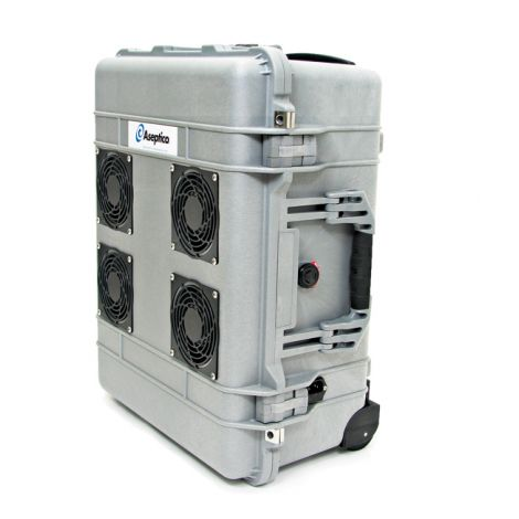 AirPac III Portable Two-Unit Compressor (Aseptico)