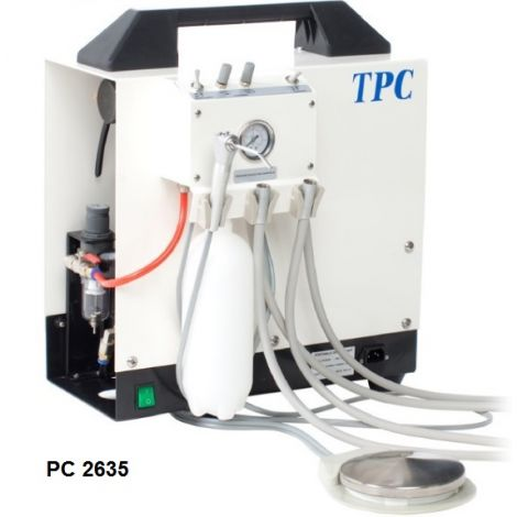 PC 2635 Portable Dental System (TPC)