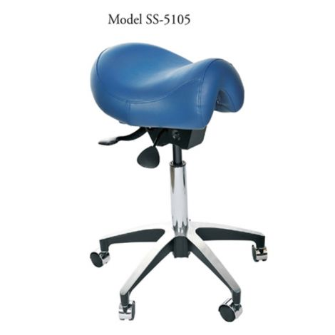 Mirage Saddle Stool (TPC)