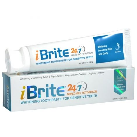 iBrite® 24/7 Whitening Toothpaste (Pac-Dent)