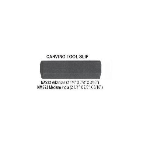 Carving Tool Slip Sharpening Stone