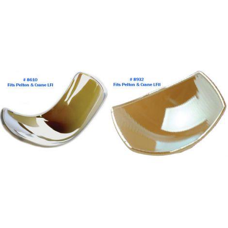 Replacement Light Reflectors Pelton & Crane LFI & LFII (DCI)