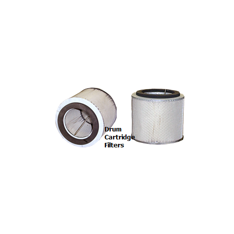 Drum Cartridge Filters (Handler)