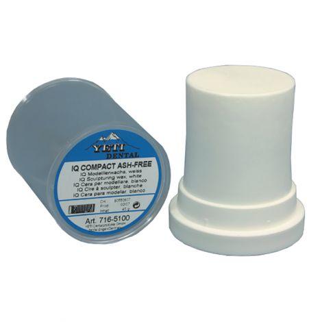 Yeti IQ Compact Ash-Free White Wax (Keystone)