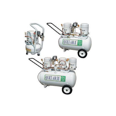 Quiet Air Compressors (DLS Corporation)