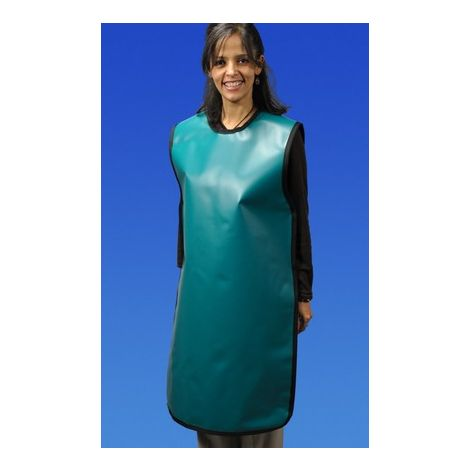 Lead Free Cling Shield Panoramic Apron Coat (Palmero)