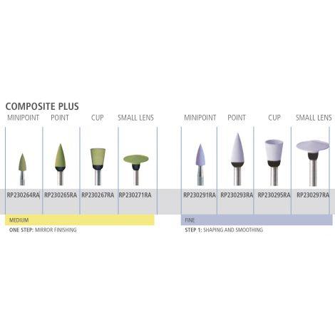 Alpen Composite Universal Polishers (Coltene)