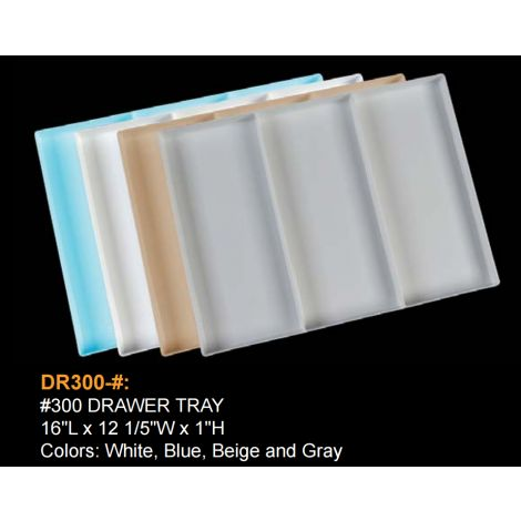 Drawer Organization Trays (Plasdent)