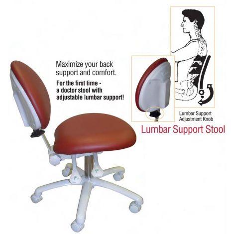 Doctor's Lumbar Support Stool Model 2250 (Galaxy)