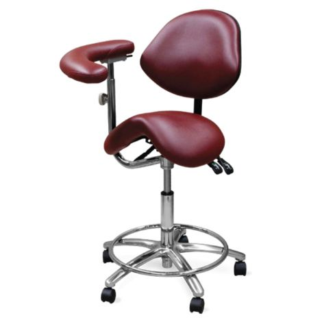 Ergo Saddle Assistant's Stool Model 2035-R (Galaxy)