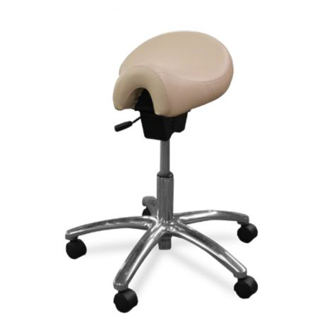 Contoured Seat Saddle Doctor's Stool Model 2040 (Galaxy)