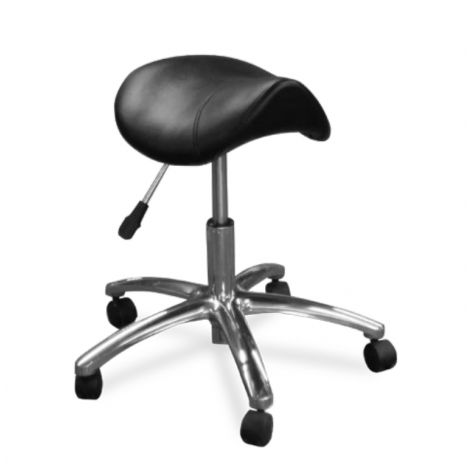 Waterfall Saddle Seat Doctor's Stool Model 2050 (Galaxy)